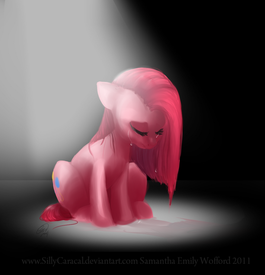 Pinkamena Diane Pie. by SillyCaracal