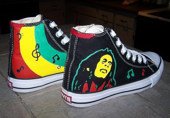 Bob Marley Shoes Sale