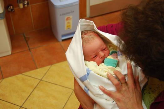 Our newborn