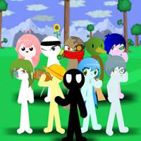 Animated Stickmen Universe of JzBoy