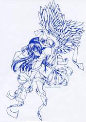 Angel by IchigoAngel