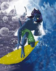 XME - Surfing Kurt by Ajir