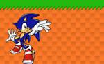 Random Sonic Background