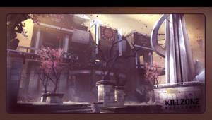 Killzone Mercenary PS Vita Lock Screen