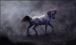 Dancing Moon by HocusPlotus