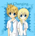 .:Just Changing:. Namine+Roxas