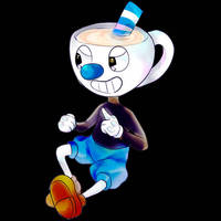 Mugman by Piichigo