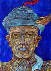 Turquoise Messenger by memzu