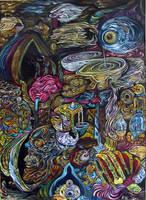 Inner Cosmos by memzu