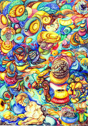 Oceanfloor of the Mind