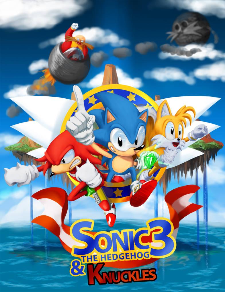 Sonic 3 and Knuckles by tripplejaz on DeviantArt