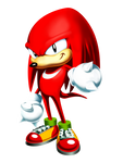 Knuckles Classic Render