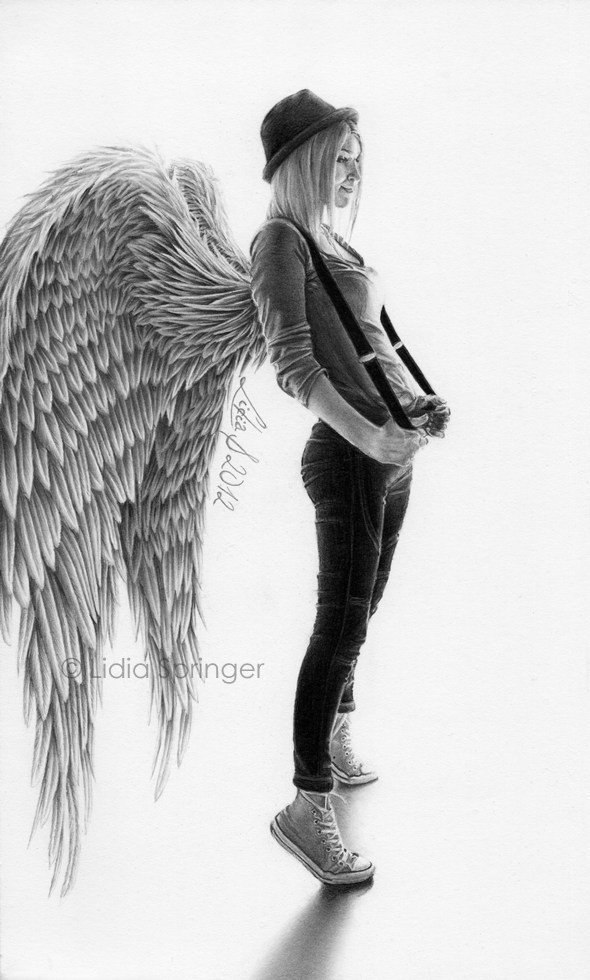 Angel by Lidias93