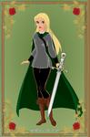 Famous Literary Females: Eowyn