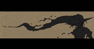 WW Dark Link by 3-Elements-of-Grey