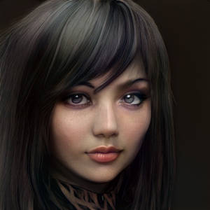 Meryana Dark (Portrait)