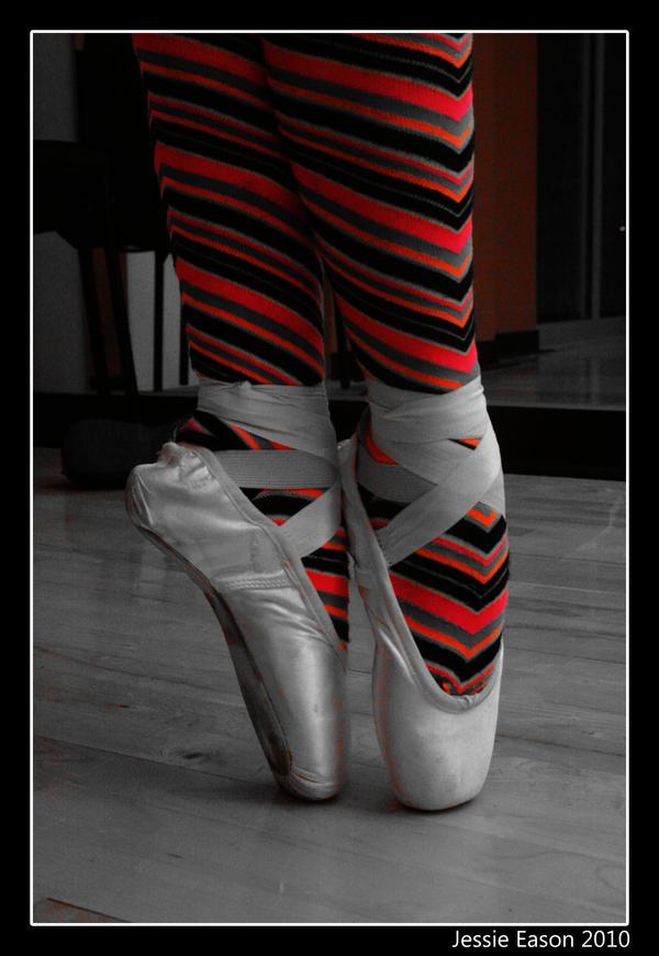 White Ballet Shoes Australia