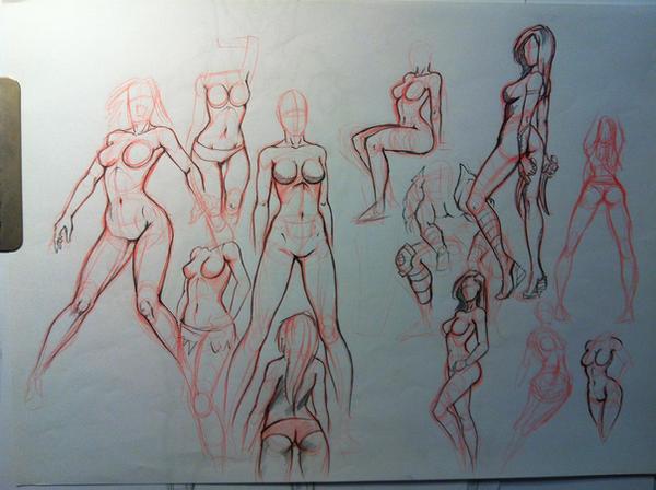 doodles by Zamberz