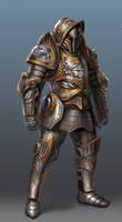 Concept armor design by Zamberz