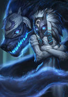 Kindred The Eternal hunter