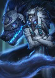 Kindred The Eternal hunter by Zamberz