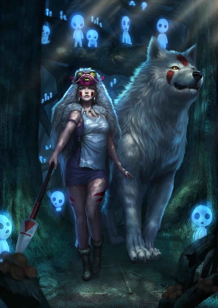 Prinzessin Mononoke Hd Stream