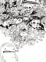 psycho dream by XxdecomposerxX