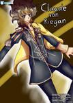 Claude von Riegan by Airiin220