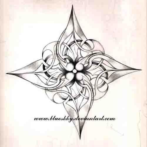 lotus flower shuriken by blueskky on deviantart. Black Bedroom Furniture Sets. Home Design Ideas