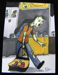 Zombie Con by artofdawn