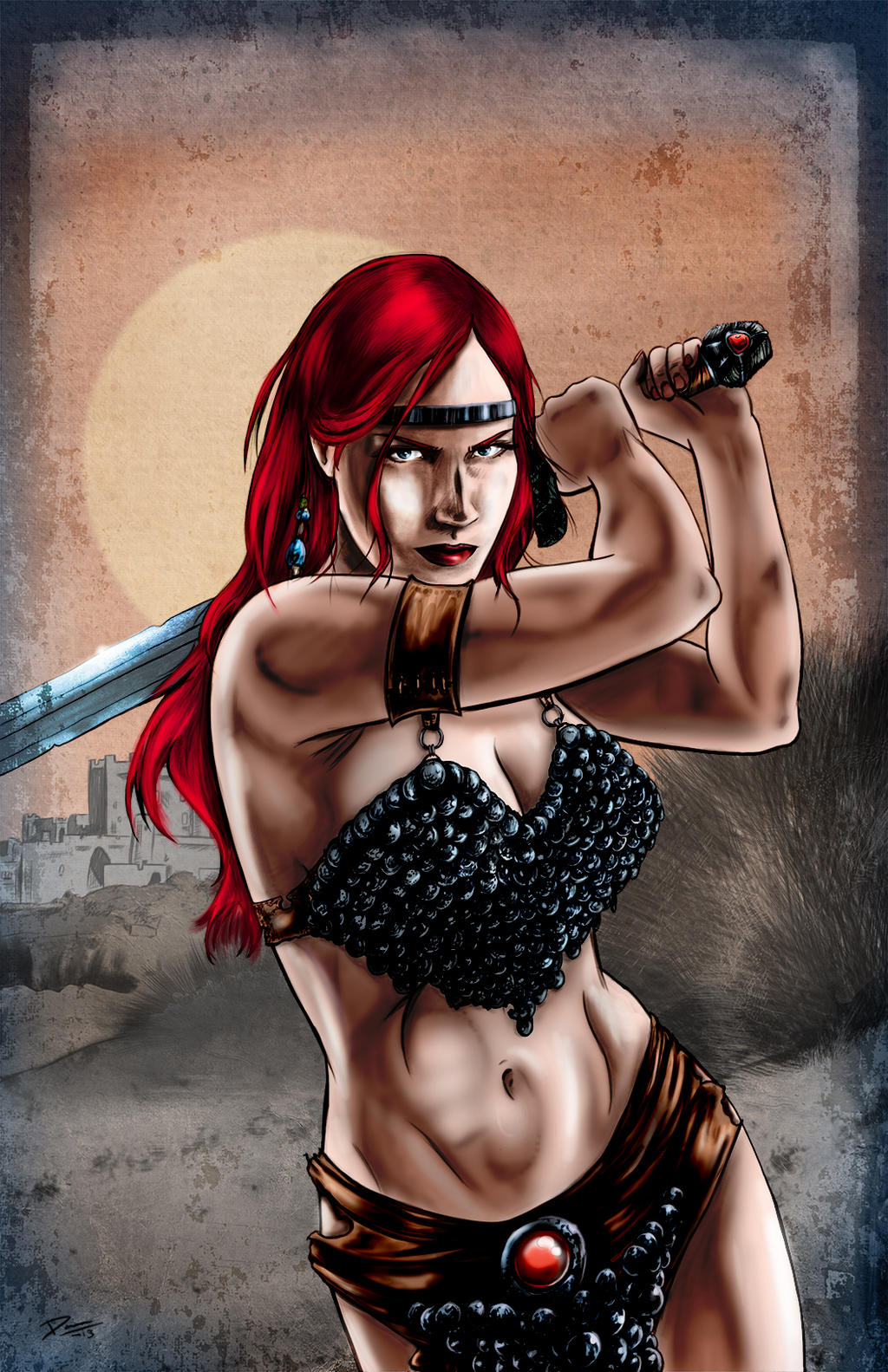 Hot barbarian woman porn pictures