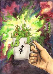 Eldritch In Your Cup by artofdawn