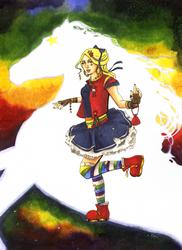 Rainbow Punk by artofdawn