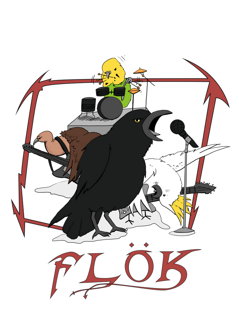 Flok by artofdawn