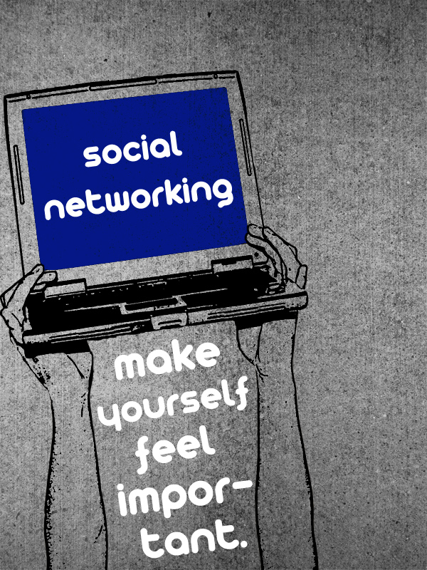 social networking by Yellowsticus