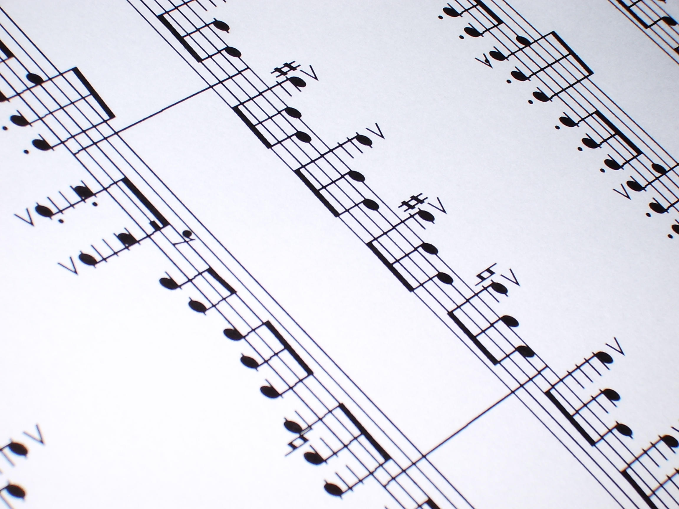 music notes note by - photo #42