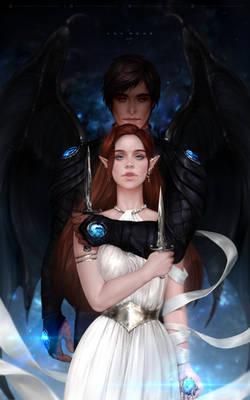 Gwyn and Azriel