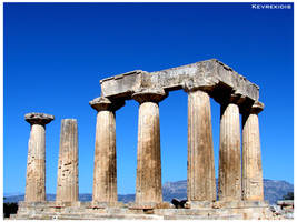 Temple of Apollo by Kevrekidis