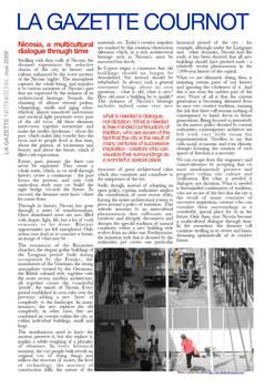 La Gazette Cournot