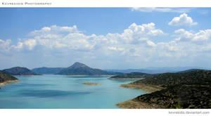 Yliki Lake by Kevrekidis