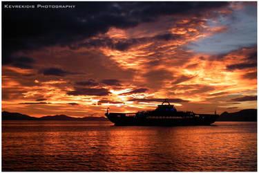Daybreak 2011 by Kevrekidis