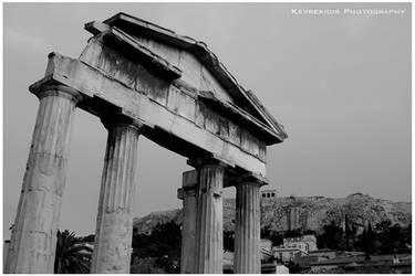 Archegetis Athena by Kevrekidis