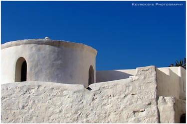 Hellenic Blue II by Kevrekidis