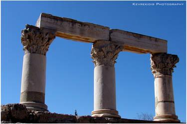 Hellenic Blue III by Kevrekidis