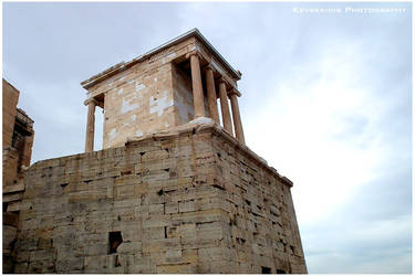 Temple of Athena Nike by Kevrekidis