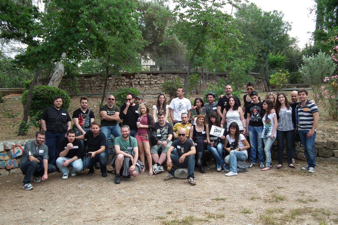 devMEET Athens 2011 - 14 by Kevrekidis