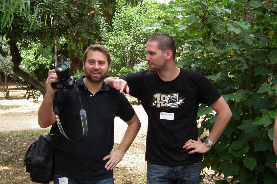 devMEET Athens 2011 - 11 by Kevrekidis