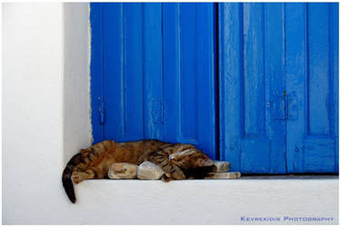Greece III by Kevrekidis