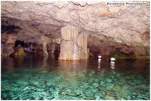 Diros Caves by Kevrekidis