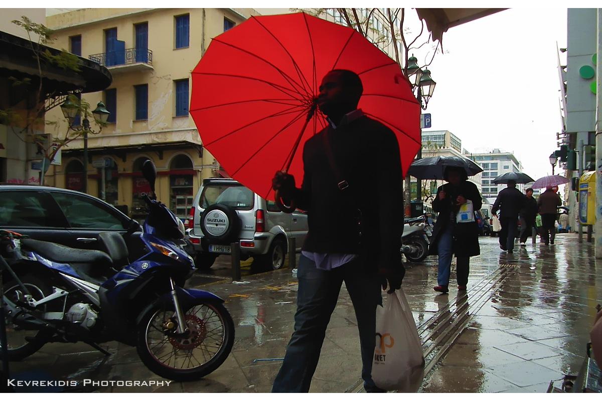 Umbrellas by Kevrekidis